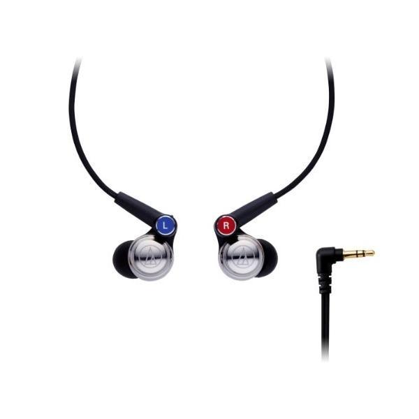 audio-technica トリプル・バランスド・アーマチュア型インナーイヤーヘッドホン ATH-CK100PRO highlight 02