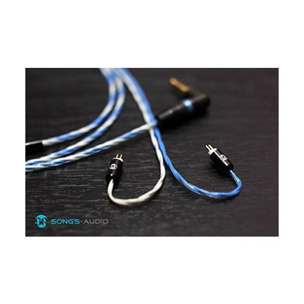 長時間の使用に好適 国内正規品 Song's Audio Skyline Westone 交換用アップグレード・ケーブル UE Custom,