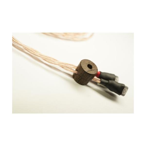 国内正規品 Whiplash Audio TWcu V3 Sennheiser IE80,IE8 交換用アップグレード・ケーブル