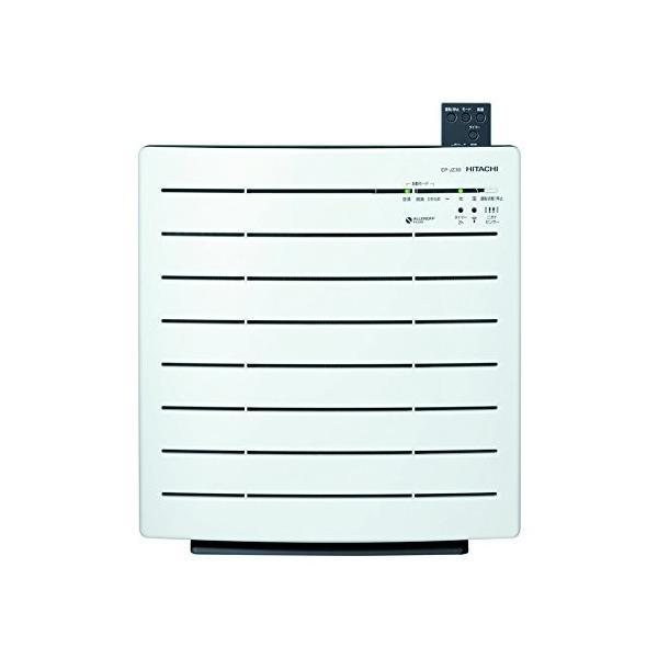 日立 【PM2.5対応】 空気清浄機 ホワイト EP-JZ30 W
