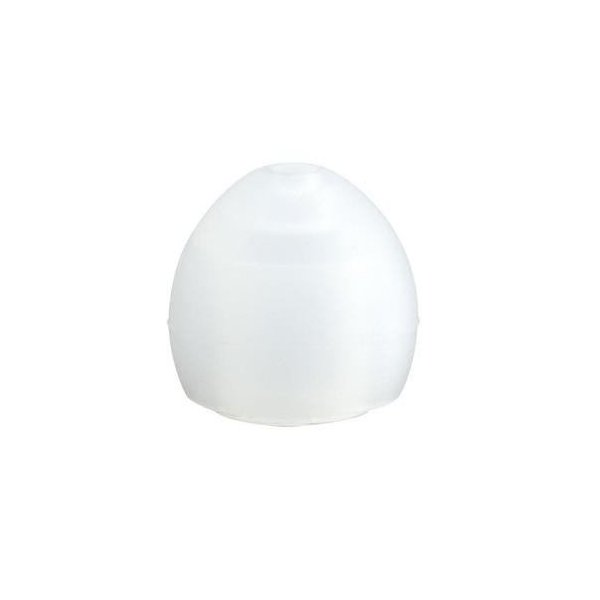 JVCケンウッド イヤーピース Mサイズ 6個入り ホワイト EP-EH8M-W