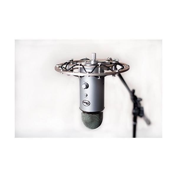 Blue Radius II Shockmount for Yeti and Yeti Pro USB microphones