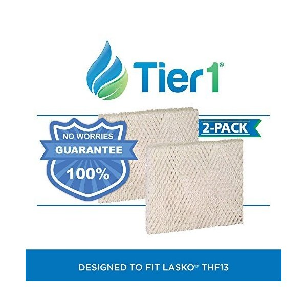 Lasko THF13 Comparable Humidifier Wick Filter (2-Pack) by Tier1