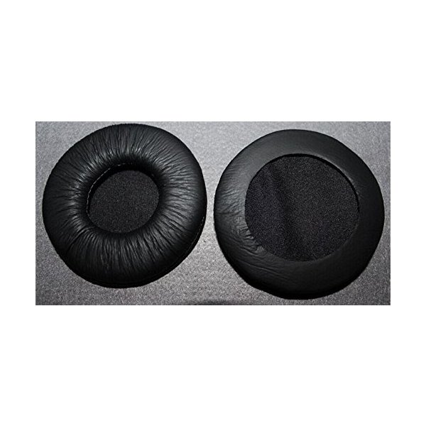 Gotor* SHP1900 SHP8000 K935 ヘッドホン ヘッドセット 対応 交換用イヤーパッド ヘッドフォン パッド 2個