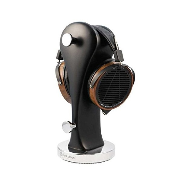 Audeze lcd2*over ear、オープンバックヘッド、ローズウッド、leather-free highlight 02