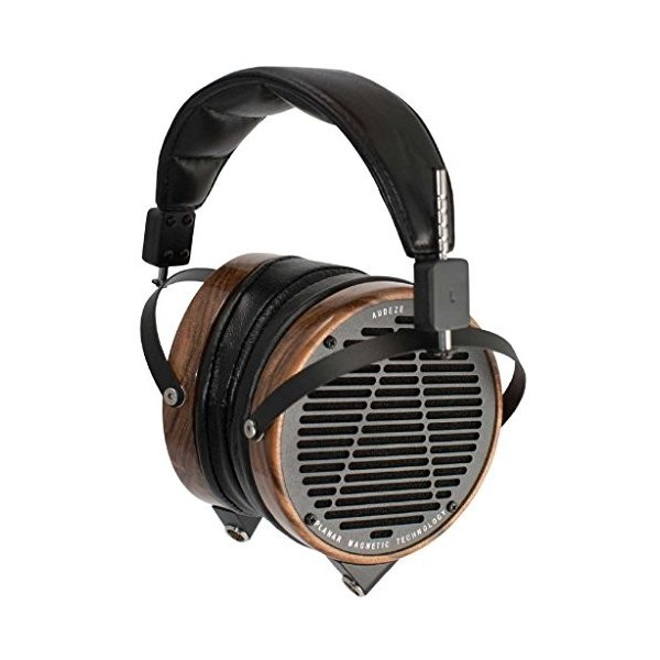 Audeze lcd2*over ear、オープンバックヘッド、ローズウッド、leather-free highlight 04