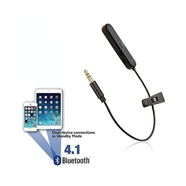 ソニーMDR-Z1000 MDR-7520 MDR-X10 X920 XB900ヘッドフォン用Reytid?Bluetoothアダプタ -