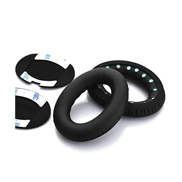ヘッドフォン耳パッドクッション交換用for Bose Around Ear 2*ae2*ae2i Bose Quiet Comfort