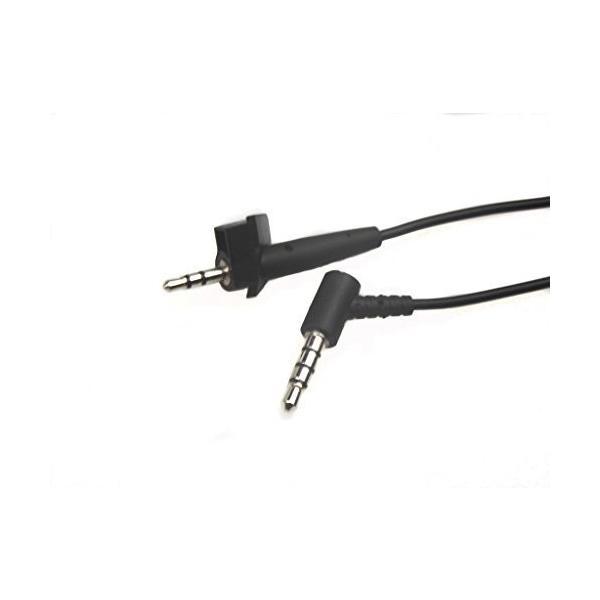 交換用ヘッドホンオーディオケーブルコードfor Bose Around Ear ae2*ae2iヘッドフォン Inline MIC Remote