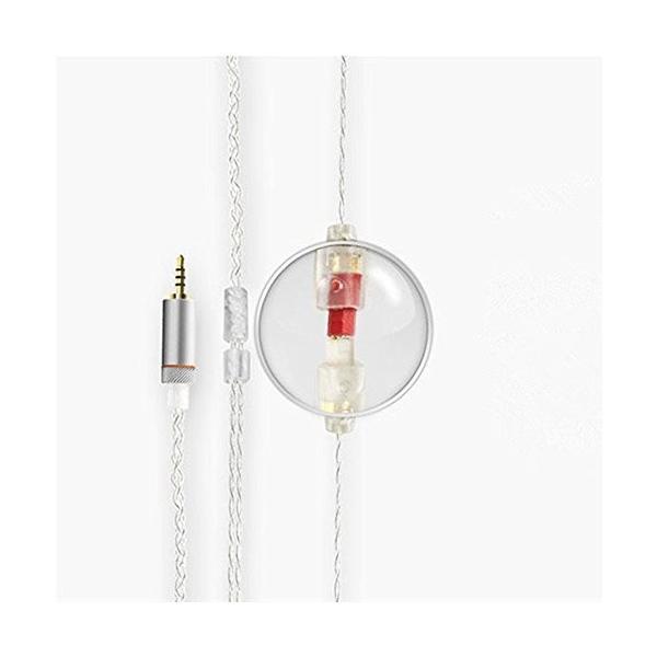 2.5mm 4極 バランス Audio-technica オーディオテクニカ ATH-IM01 IM50 IM70 対応リケーブル ビバボ