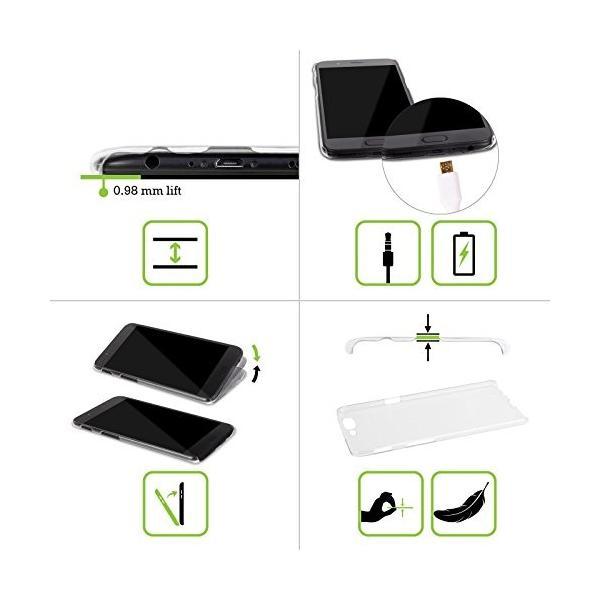 Head Case Designs コーヒーカップ ガール・エッセンシャル ハードバックケース OnePlus 5