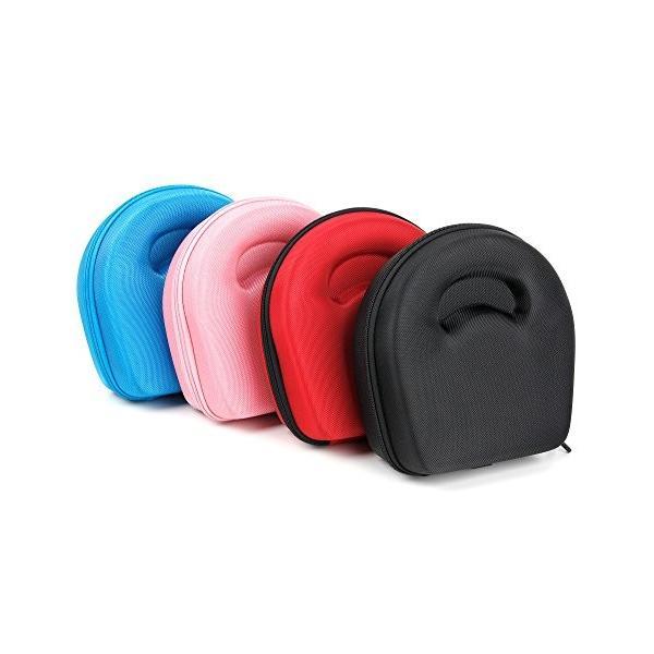 ハード' Shell ' EVAヘッドホンポーチケース(ブルー) B*hm Bluetoothワイヤレスノイズキャンセリングヘッドフォン***by