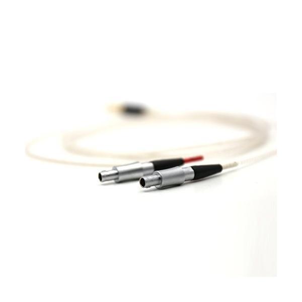 Yodonami HD800 ヘッドホン用 オディオアップグレードケーブル 交換ヘッドホンケーブル 銀
