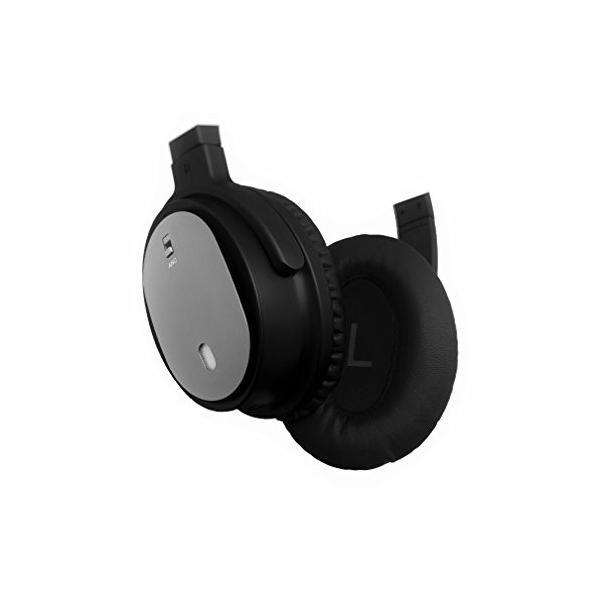 ノイズキャンセリング ヘッドフォン Bluetooth アクティブノイズキャンセリング Apt -X 対応 密閉型 マイク内蔵 有線 無線 両用