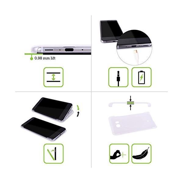 Head Case Designs ポインテッドトウ シューズ ハードバックケース HTC Desire 626
