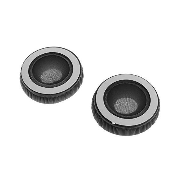 MagiDealペアフォームカバー耳パッドクッションfor Sony mdr-xb450ap / B xb450*xb650ブラック