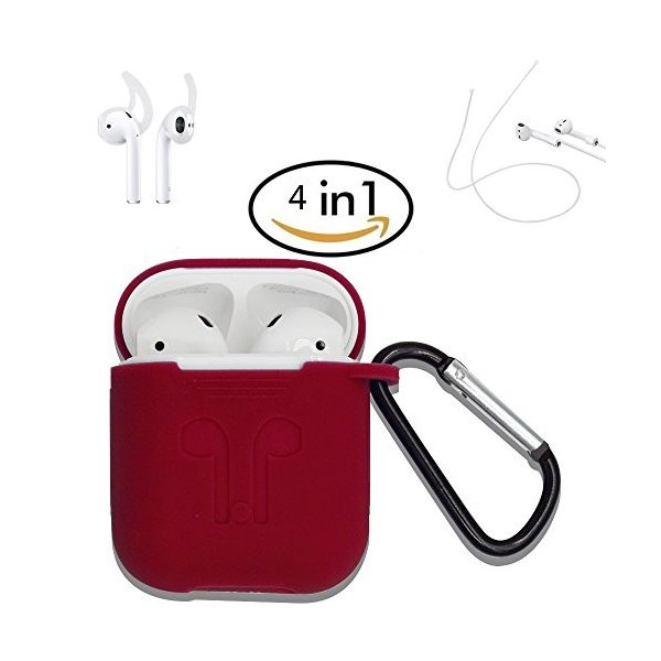 Airpods Case, Airpods Strap, Airpods Ear Hooks, For AirPods Charging Case