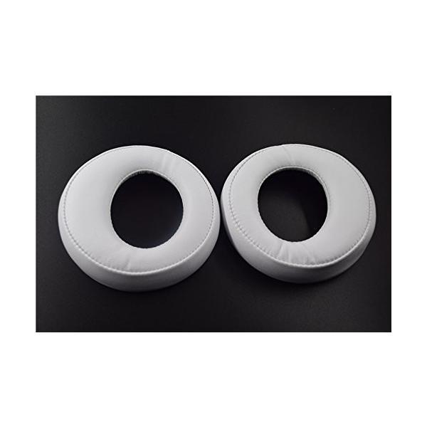 イヤークッション 替*用 イヤパッドfor SONY PS3 PS4 7.1 ヘッドフォンスポンジカバー 暖かい、軽量で 耐久性のある