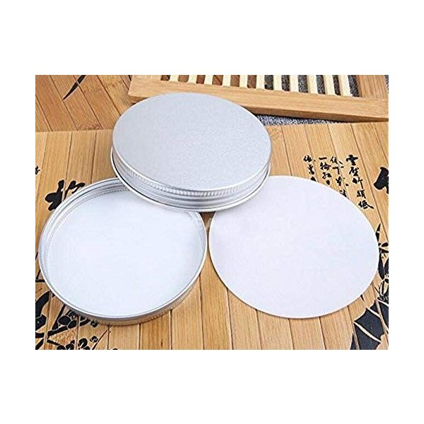 25 ct 2 mm Thick 10 Silver Round Cakeboard