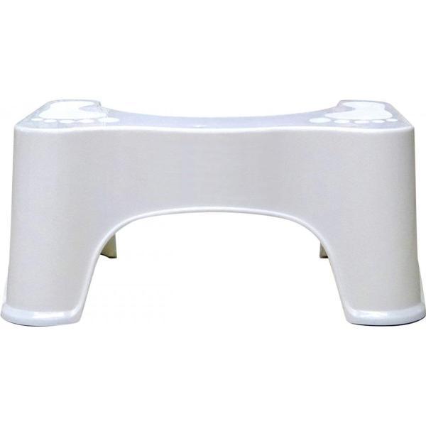 トイレ用踏み台 すっきりステップ 44×27.5×21.5cm UKSS-01 HIヒロセ (倉庫区分AW)