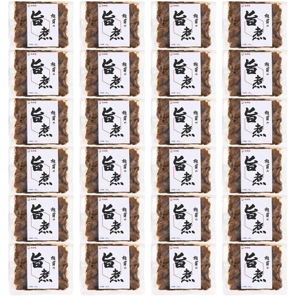[丸浅苑] 旨煮 100g×24箱  四国 徳島 とくしま 丸浅苑 ちいたけ 椎茸 しいたけ