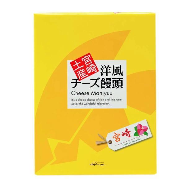 [お菓子の浩屋] 洋風チーズ饅頭 10個入 宮崎県 お取り寄せ グルメ ギフト