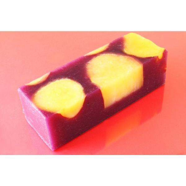 [萬來] 紫芋 ようかん 1本 鹿児島県 羊羹 お土産 お取り寄せ グルメ