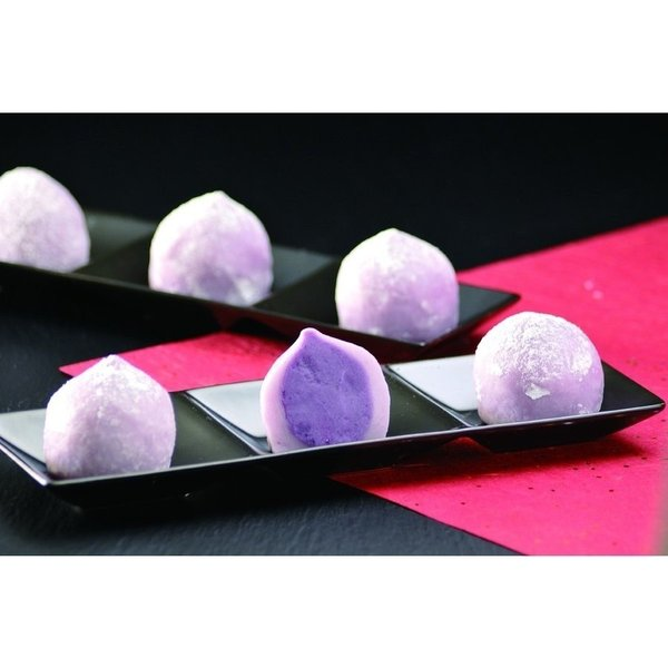 [萬來] 紫芋 大福 3個 鹿児島県 さつまいも お土産 お取り寄せ グルメ