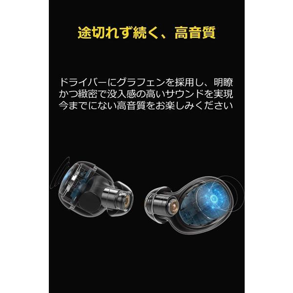 Anker Zolo Liberty (Bluetooth 4.2 完全ワイヤレスイヤホン) PSE認証済 / 最大24時間音楽再生 / S|hikarigarden|06