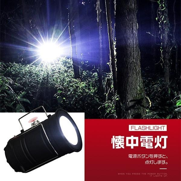 LEDランタン 懐中電灯 ソーラーランタン 引き出して自動点灯 2発光モード USB充電 ソーラー充電式 スマホ充電 防災 キャンプ アウトドア LEDライト 1個lyd|hikaritrading1|02