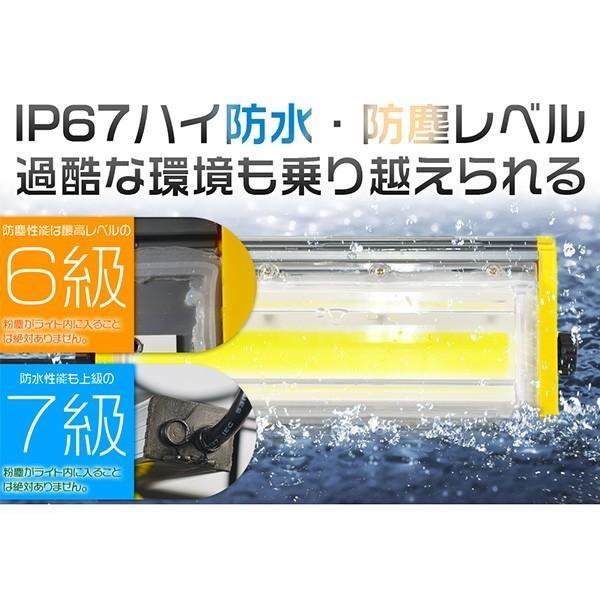 LED投光器 200W 屋外用 防水 3200w相当 31600LM 超薄型 led作業灯 防犯 3mコード付 15%UP 360°照射角度 アース付きプラグ PSE 昼光色 送料無 1年保証 1個HW-L|hikaritrading1|04