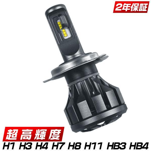 LEDヘッドライト H4 Hi/Lo ledフォグランプ H7 H8 H11 HB3 HB4 12000LM 新車検対応 PHILIPS 6000k 高集光 グレア防止 超薄型0.8mm基盤 ledバルブ2個 送料無hot hikaritrading1
