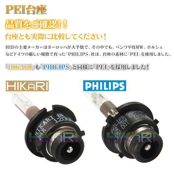 最大35P&5% HIDバルブ 交換用 HIKARI製HIDバルブ D4S D4R  HIDバルブ  1年保証|hikaritrading1|03