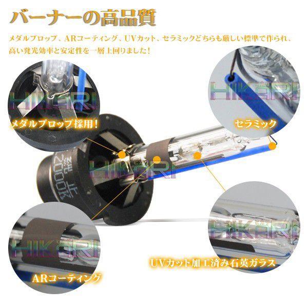 送料無料 HIDバルブ 交換用 HIKARI製HIDバルブ D4S D4R  HIDバルブ  1年保証|hikaritrading1|05