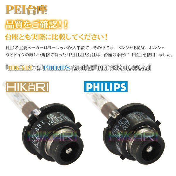 送料無料 HID バルブ HIDヘッドライト D2S D2R  hidバルブ 純正交換 ブランド HIKARI製 HIDバルブ 1年保証|hikaritrading1|03