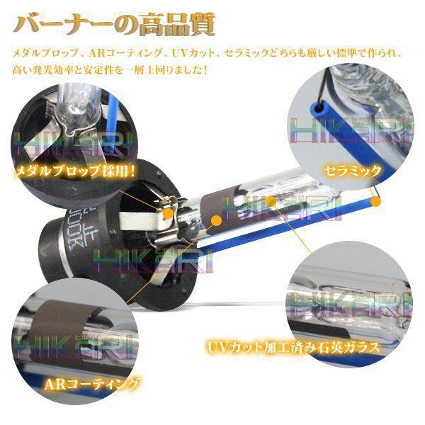 送料無料 HID バルブ HIDヘッドライト D2S D2R  hidバルブ 純正交換 ブランド HIKARI製 HIDバルブ 1年保証|hikaritrading1|05