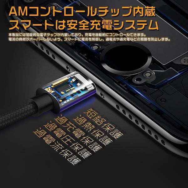USBケーブル iPhoneケーブル 長さ 1m 急速充電 充電 データ転送ケーブル iPhone用 iPhone8/8Plus iPhoneX iPhone7/7Plus メール便送料無料sjx|hikaritrading1|02