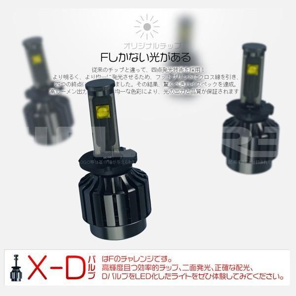 最大26P&3% EMC対応 LEDヘッドライト オールインワン高輝度二段発光 7200lm 5500K 両面発光 40W D2S D2R D4S D4R D2 D4純正発光 1年保証slj|hikaritrading1|02