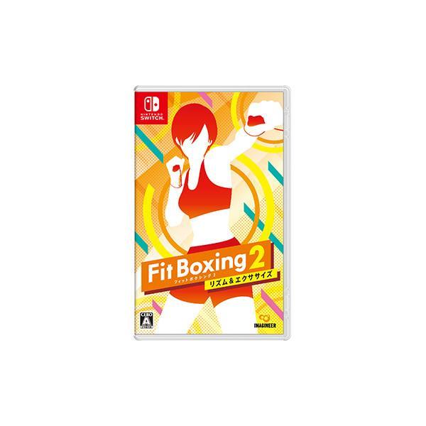 イマジニア[Switch]FitBoxing2-リズム&エクササイズ-