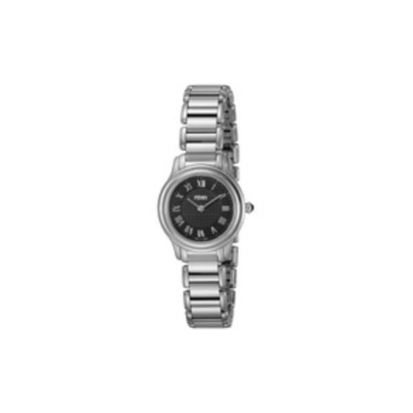 FENDI(フェンディ) ■腕時計 クラシコラウンド レディース ブラック F251021000