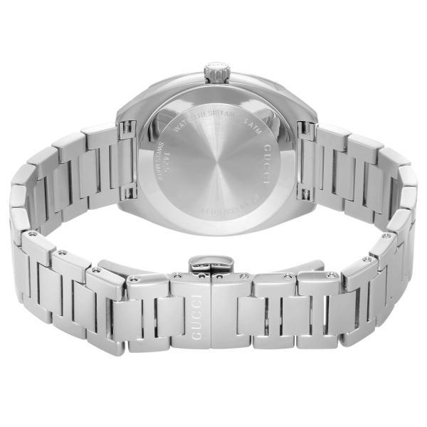 GUCCI(グッチ) ■腕時計 GG2570 レディース ブラック YA142503