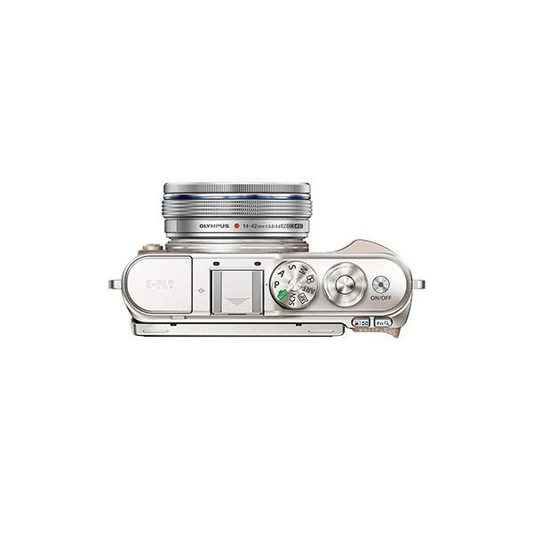 オリンパス ミラーレス一眼 E-PL9 14-42mm EZキット (ブラウン) PENEPL9LKBRW