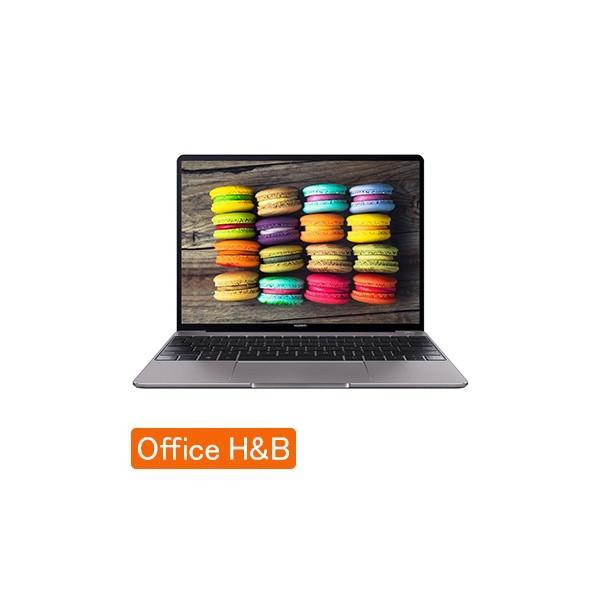 HUAWEI WRT19AH58BNC9NUA ノートパソコン MateBook 13 [13.0型 /intel Core i5 /SSD:256GB /メモリ:8GB /2019年3月モデル]の画像