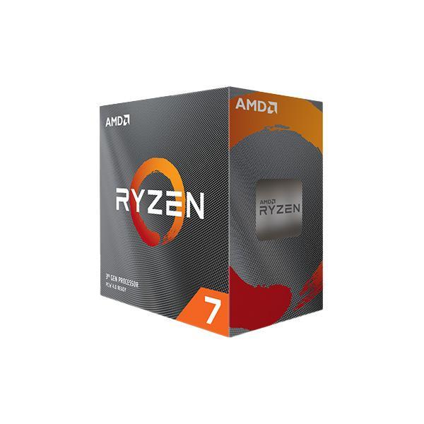 AMD Ryzen 7 3800XT W/O cooler (8C16T3.9GHz105W) 100-100000279WOF