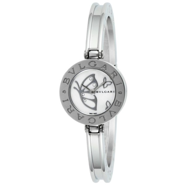 BVLGARI(ブルガリ) ■腕時計 Bzero1 レディース ホワイトパール BZ22BDSS.S