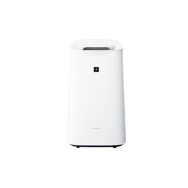 SHARP 加湿空気清浄機 ハイグレードモデル プラズマクラスター25000 ホワイト KI-LX75-W