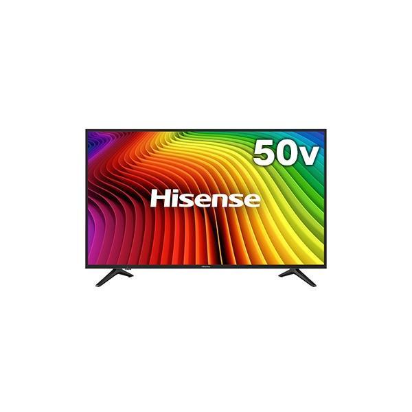 ハイセンス・ジャパン 50V型 4K対応液晶テレビ(4Kチューナー別売) 50A6100の画像