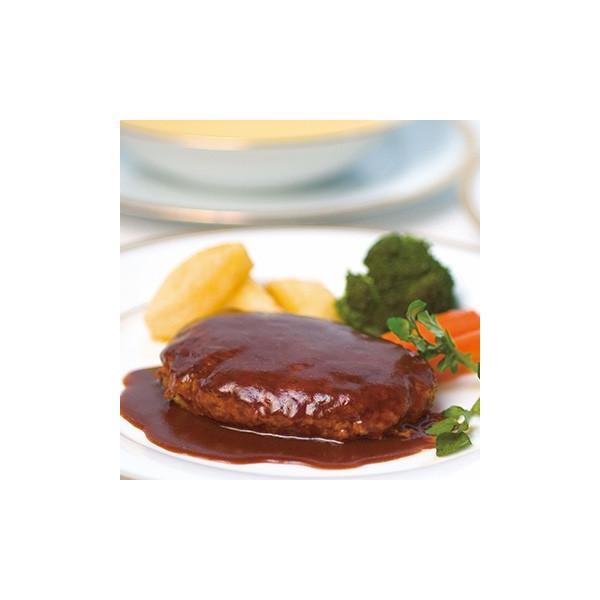金谷ホテル 冷凍ハンバーグ6食セット