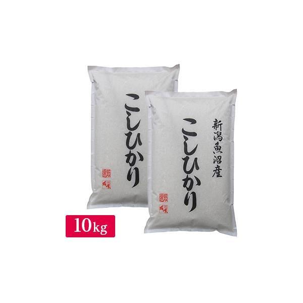 遠藤米穀 産地直送 令和2年産 魚沼産コシヒカリ10kg(5kg×2)
