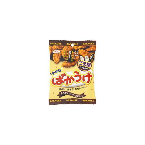 栗山米菓 小さなばかうけ  ゴマ揚げ  30g  x  10